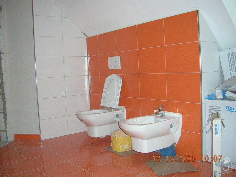 Rekonstrukce podkrovní koupelny: DSCN2244