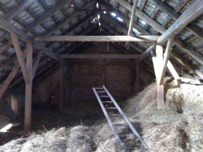 Pokrývače, tesaře, rekonstrukce komínu: puda2010-02