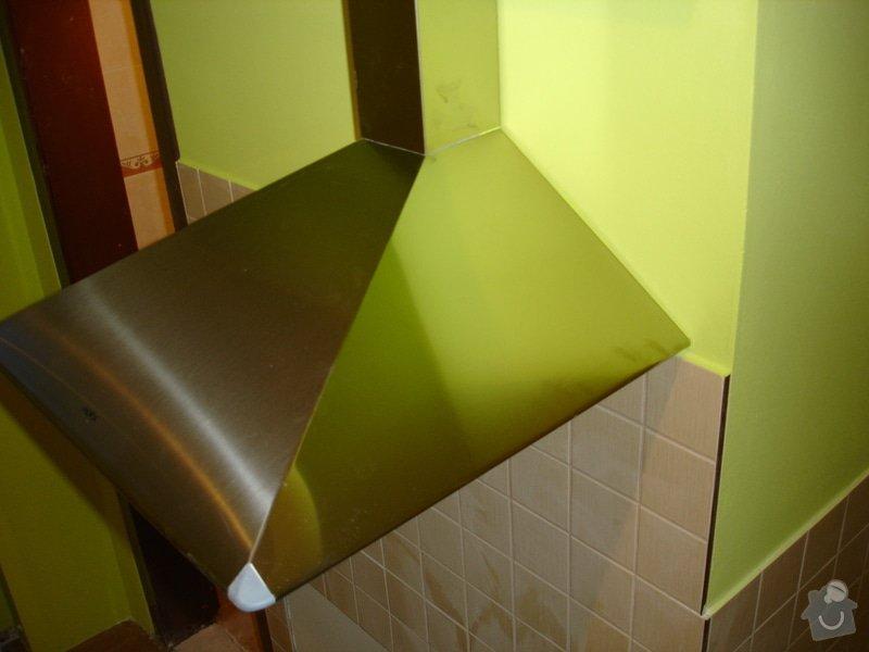Montáž kuchyňské linky: DSC09017