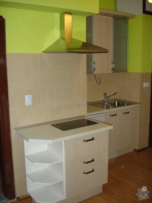 Montáž kuchyňské linky: DSC09068