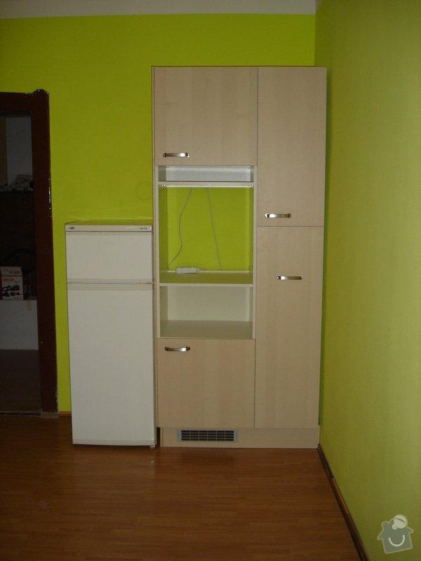 Montáž kuchyňské linky: DSC09069