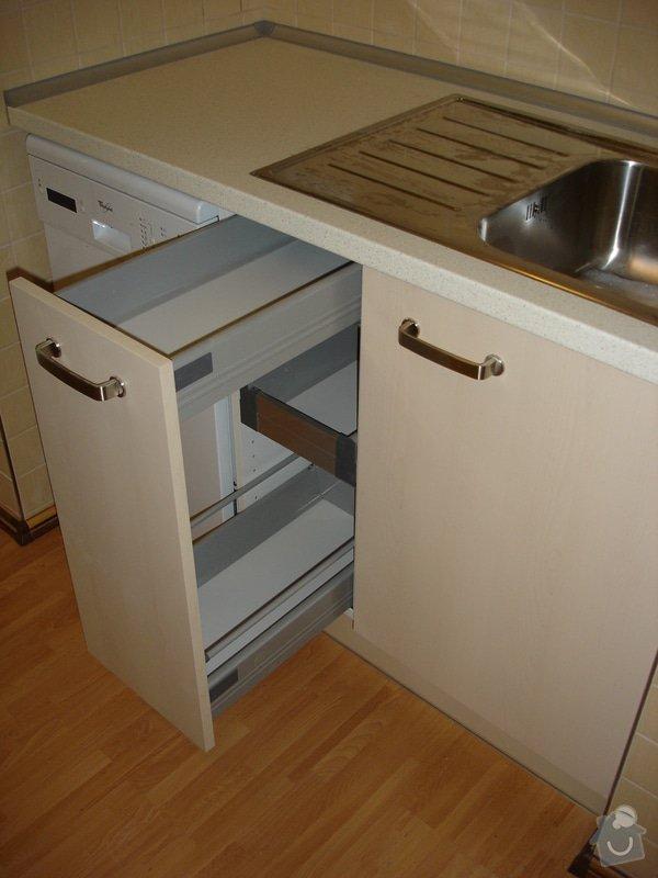 Montáž kuchyňské linky: DSC09078