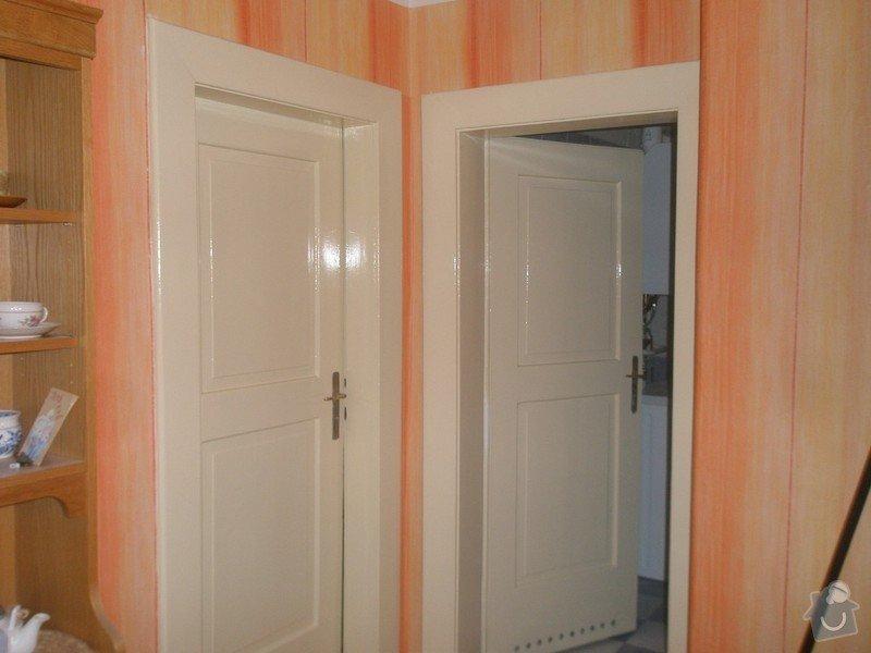 Lakování dveří: P3030538