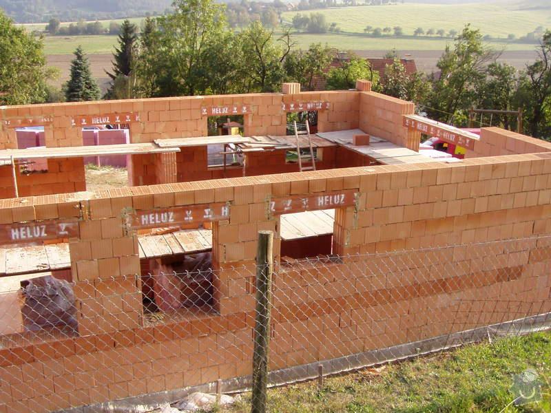 Stavba rod.domu: P1010262