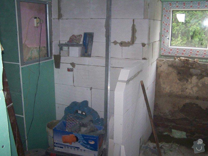 Nová koupelna: 235