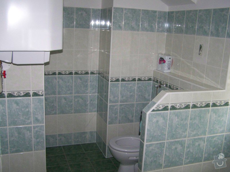 Nová koupelna: 242