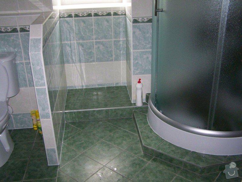 Nová koupelna: 244