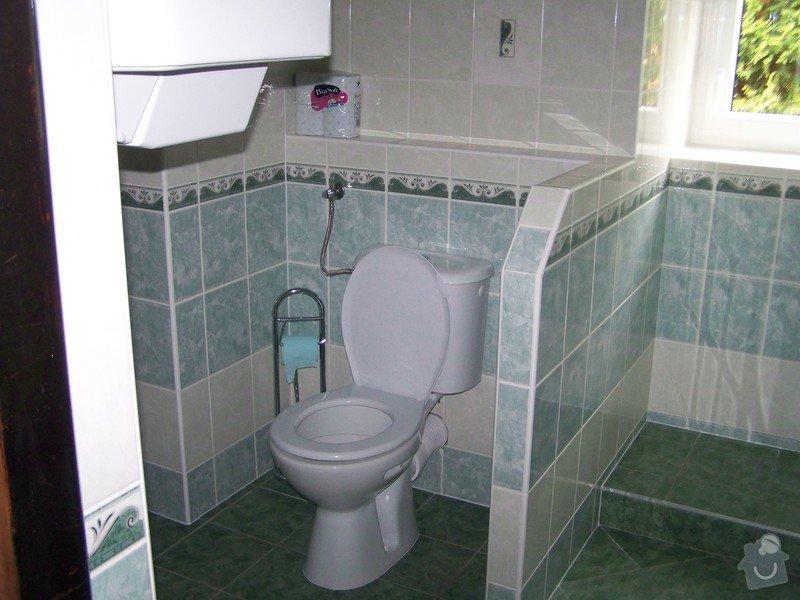 Nová koupelna: 246