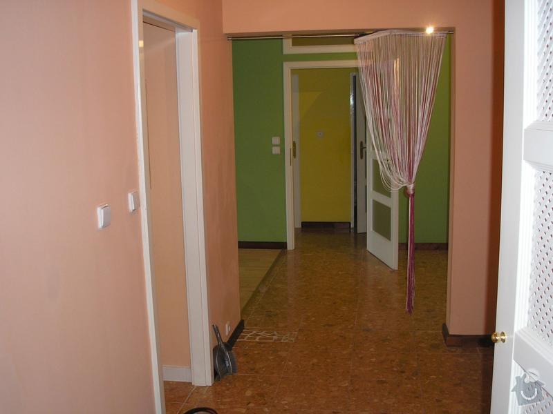 Malba bytu: P9030423malirix