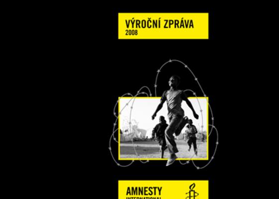 Výroční zpráva Amnesty International 2008