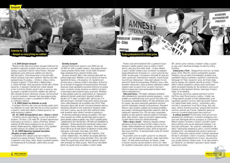 Výroční zpráva Amnesty International 2009: 04-05_Vyrocni_zprava_AI_2009