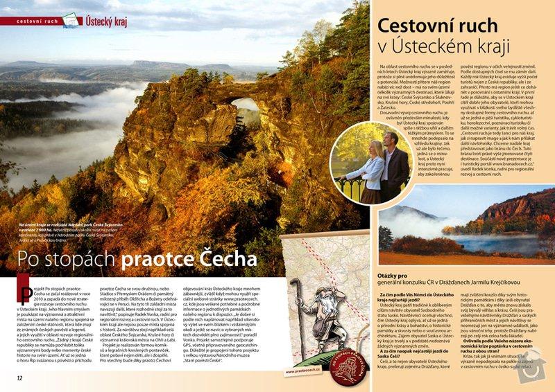 Magazín Ústecký kraj: 12-13_Magazin_Ustecky_kraj
