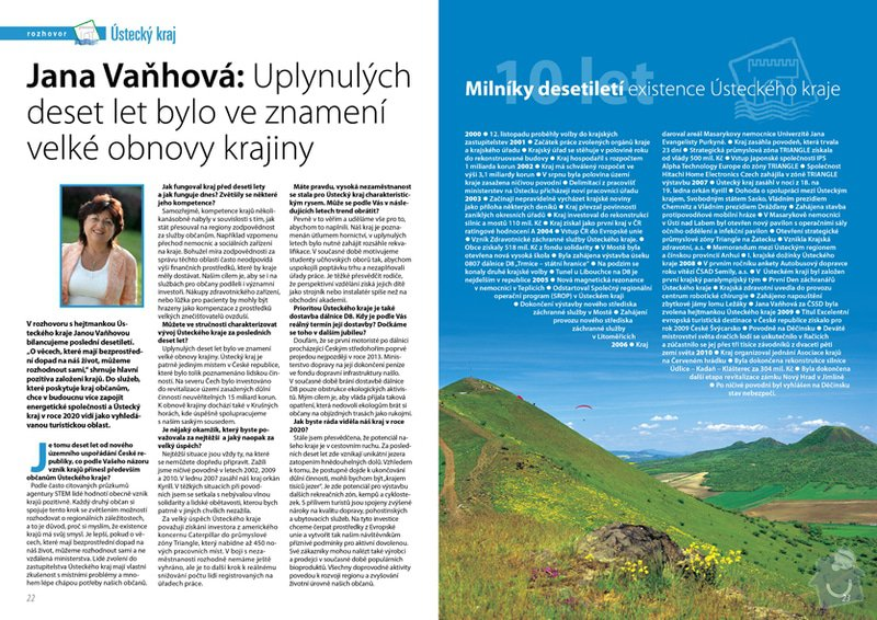 Magazín Ústecký kraj: 22-23_Magazin_Ustecky_kraj