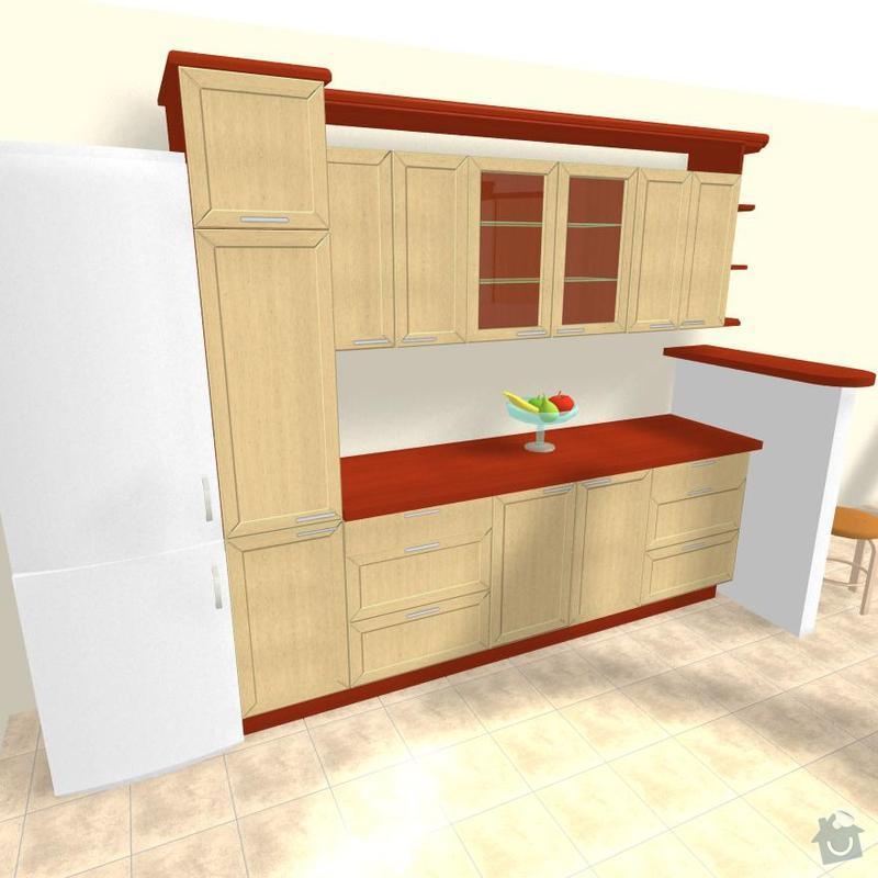 Kuchyňská linka: Radim11