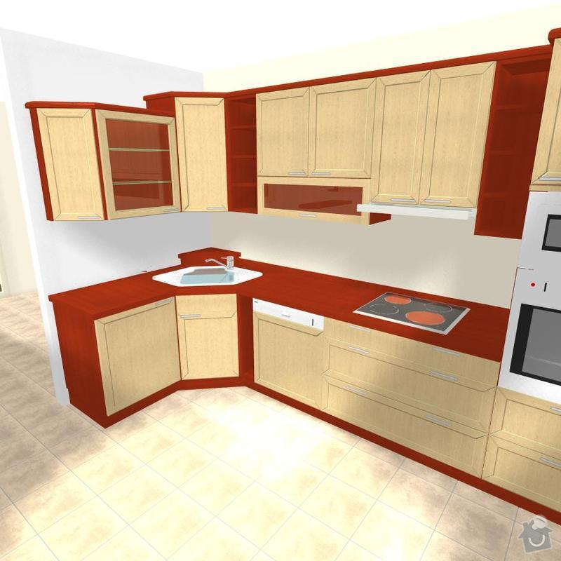 Kuchyňská linka: Radim12