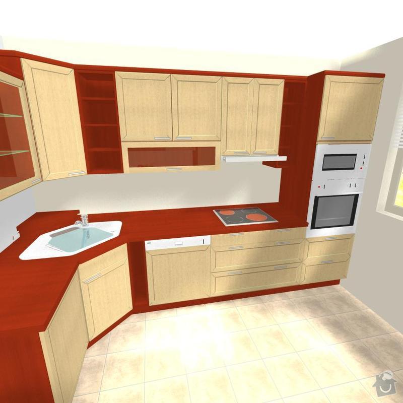 Kuchyňská linka: Radim13