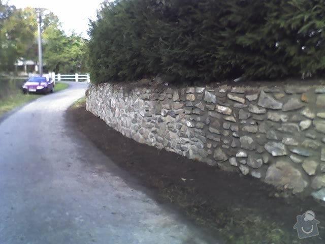 Oprava kamené zdí: 25-10-09_1153