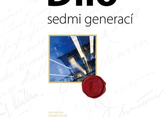 Výpravná publikace Dílo sedmi generací