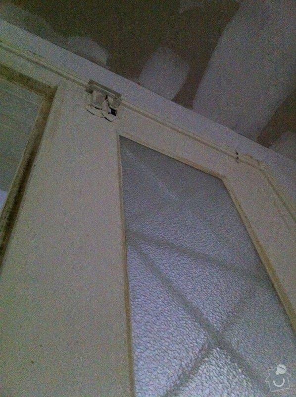 Renovace vstupních dveří z masivu.: petlice_prosim_odstranit_