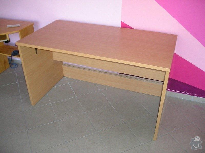 Výroba kancelářských stolů: stul-2