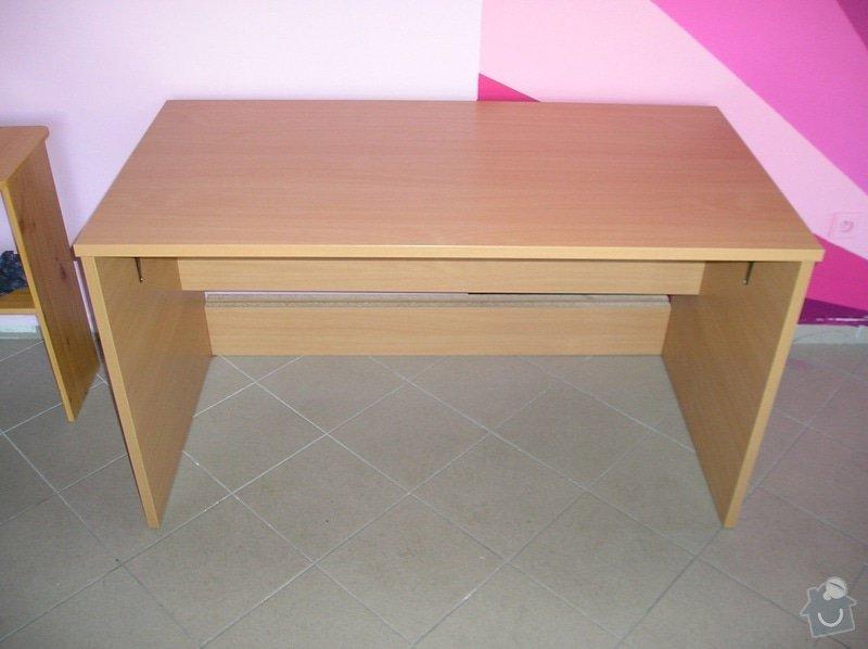 Výroba kancelářských stolů: stul-3