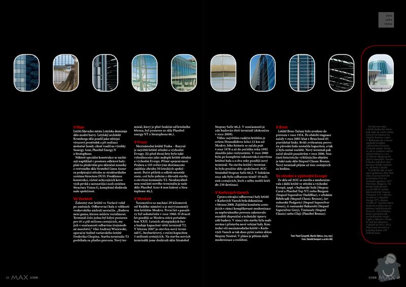 Firemní magazín MAX: 22-23_MAX_magazin_AGC