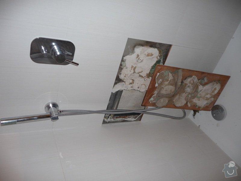 Instalatérské a obkladačské práce: P1040302