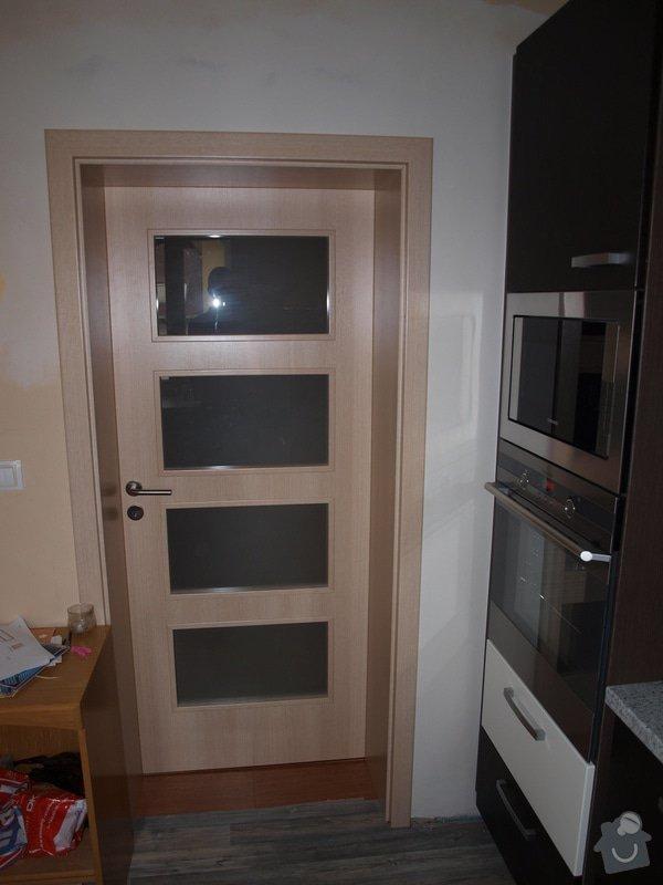 Dodání a montáž dveří a zárubní.: P6201106