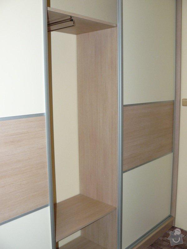 Šatní skříň do předsíně: P1030109