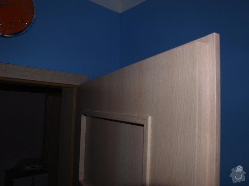 Dodání a montáž dveří a zárubní.: P6201111