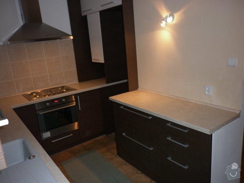 Kuchyňská linka na zakázku: P1000058