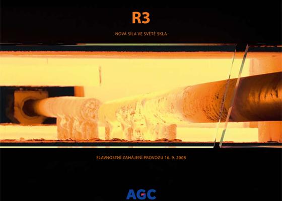 Fotografická brožura pro AGC