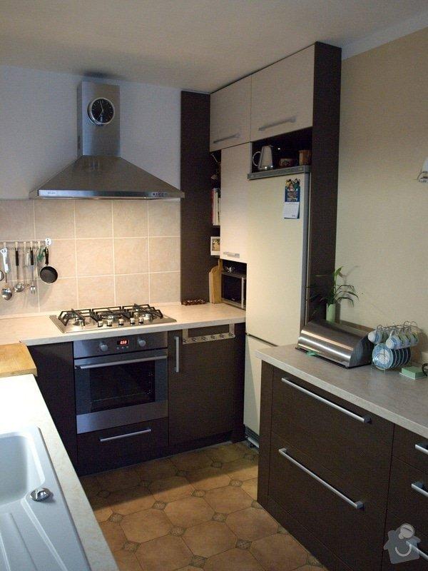 Kuchyňská linka na zakázku: P3066069