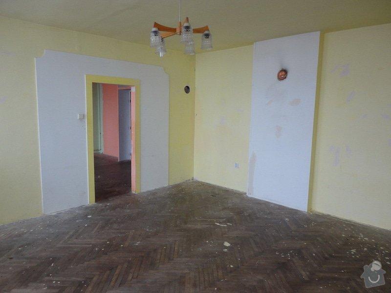 Repase parket - 2 pokoje 50m2: mistnost_2_pred