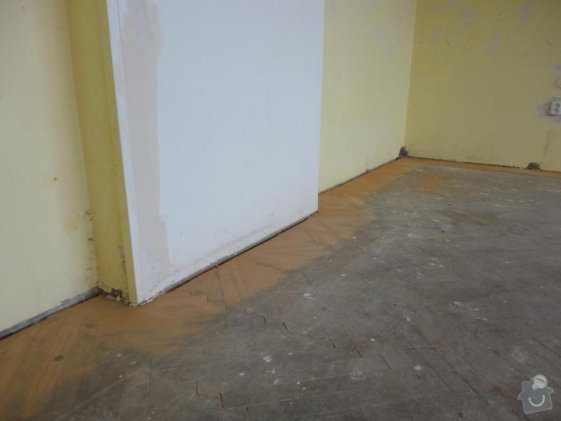 Repase parket - 2 pokoje 50m2: mistnost_2_detail