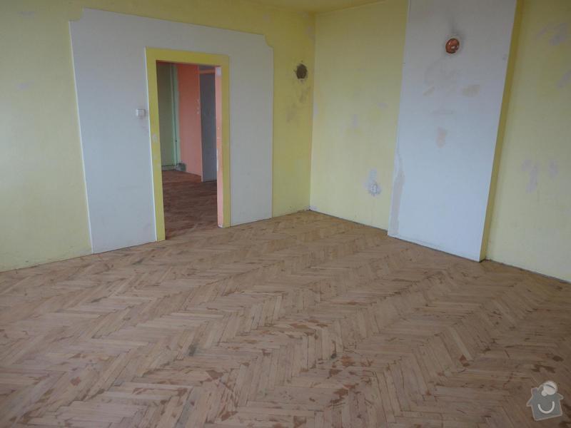 Repase parket - 2 pokoje 50m2: mistnost_2_vytmeleno_2