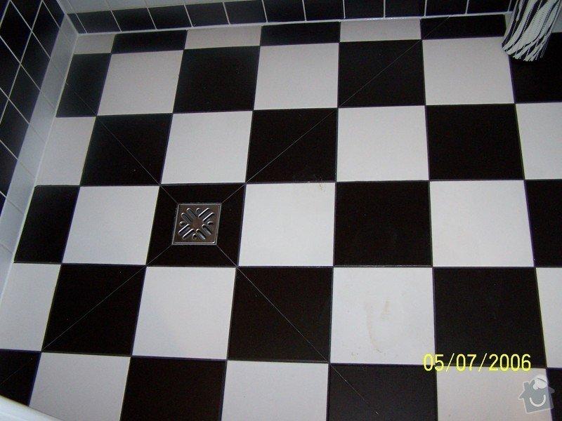 Renovace  koupelny v RD: 100_1050