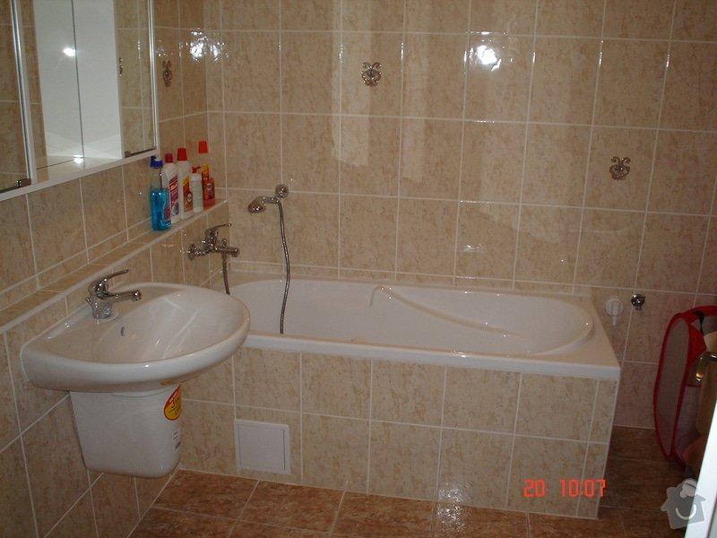 Rekonstrukce koupelny: DSC00176