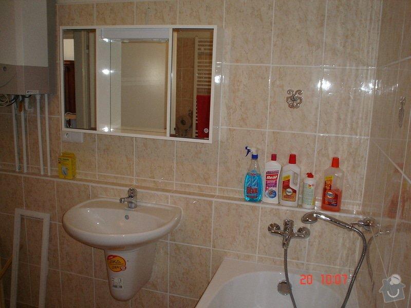 Rekonstrukce koupelny: DSC00177