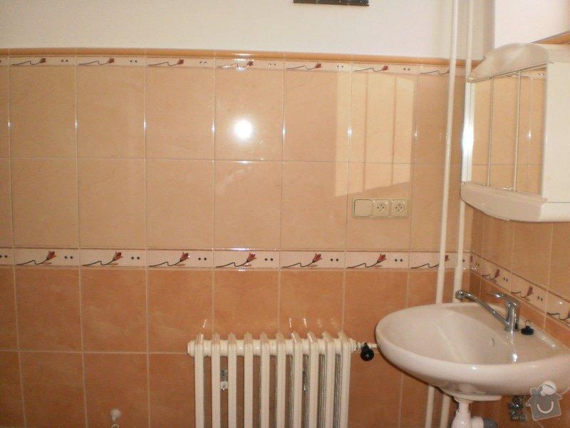Rekonstrukce koupelny a kuchynského koutu: P3140153