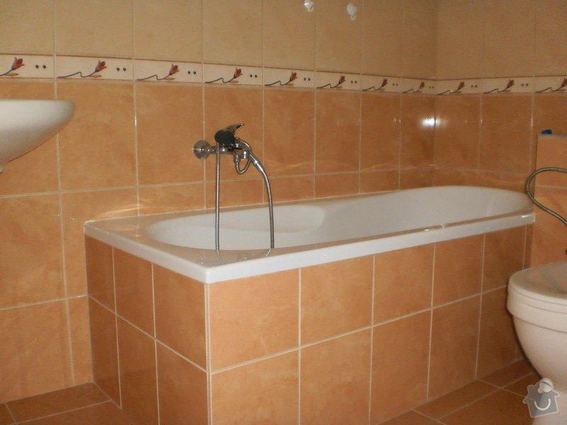 Rekonstrukce koupelny a kuchynského koutu: P3140154