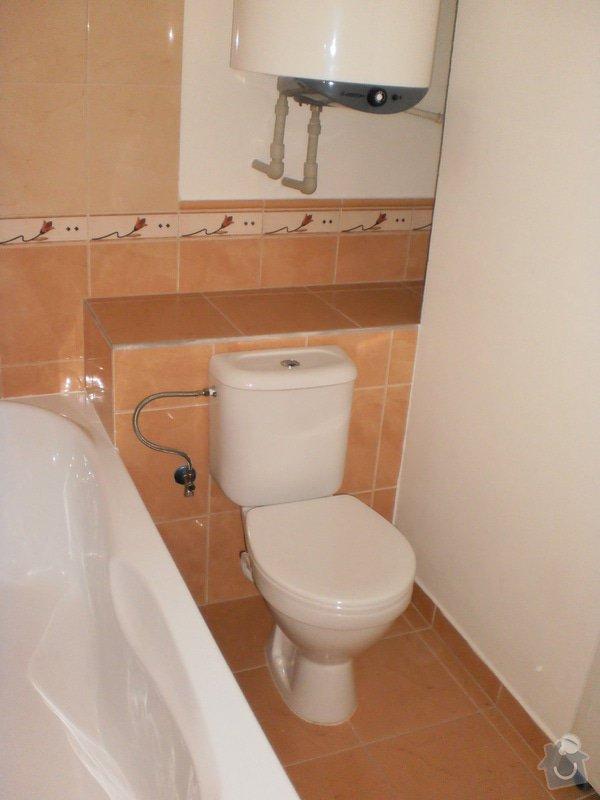 Rekonstrukce koupelny a kuchynského koutu: P3140155