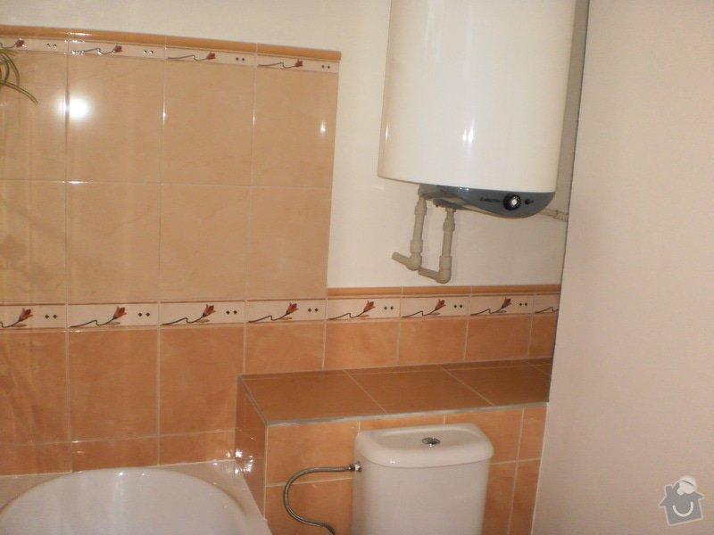 Rekonstrukce koupelny a kuchynského koutu: P3140156