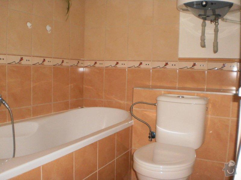 Rekonstrukce koupelny a kuchynského koutu: P3140157