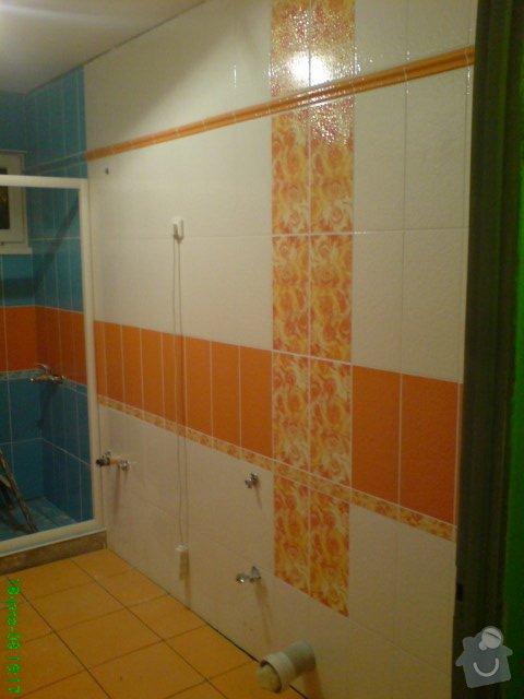Rekonstrukce koupelny: DSC00677