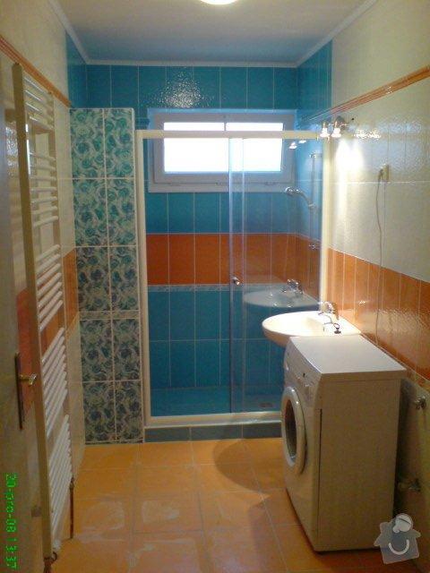 Rekonstrukce koupelny: DSC00681