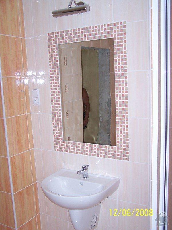 Rekonstrukce koupelny, wc atd.: 100_2987