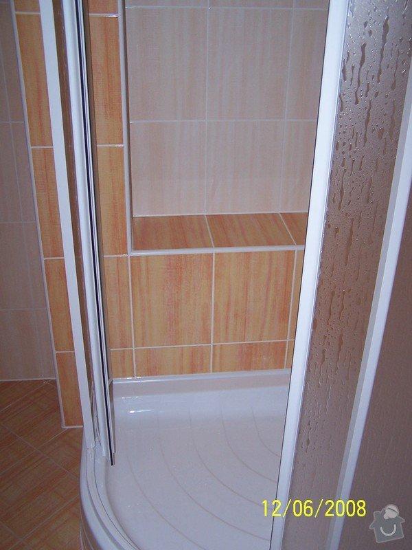 Rekonstrukce koupelny, wc atd.: 100_2989