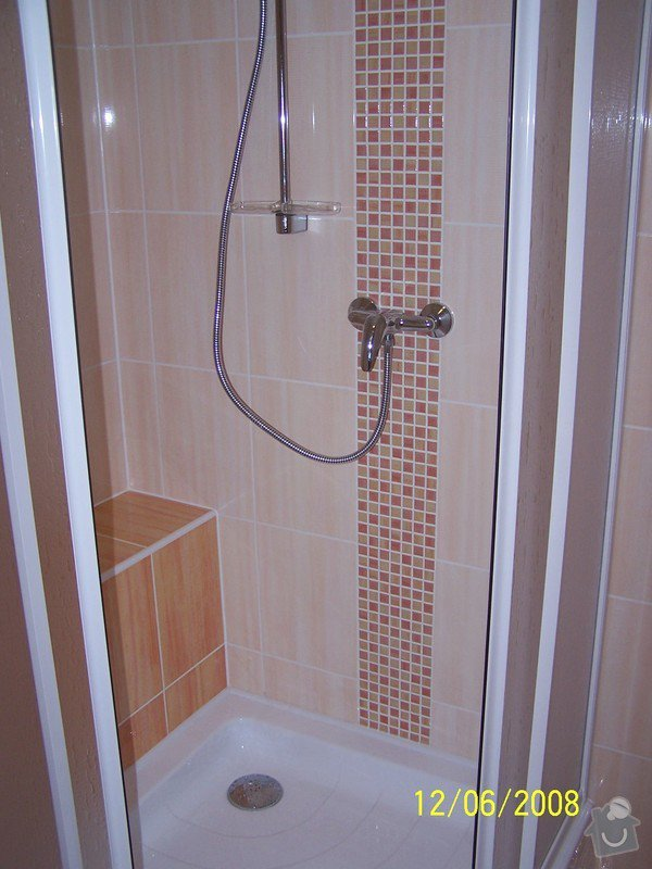 Rekonstrukce koupelny, wc atd.: 100_2990