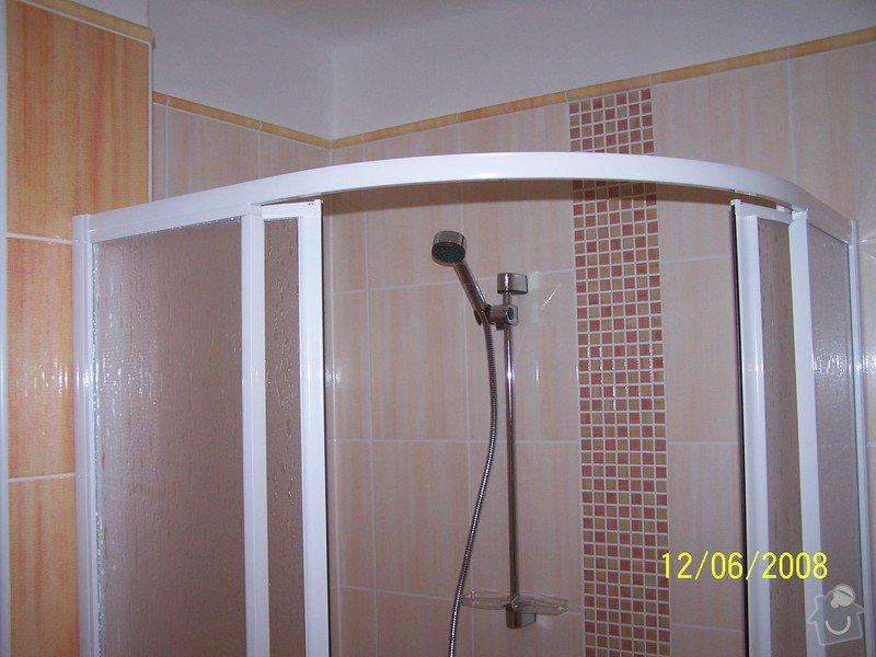 Rekonstrukce koupelny, wc atd.: 100_2991